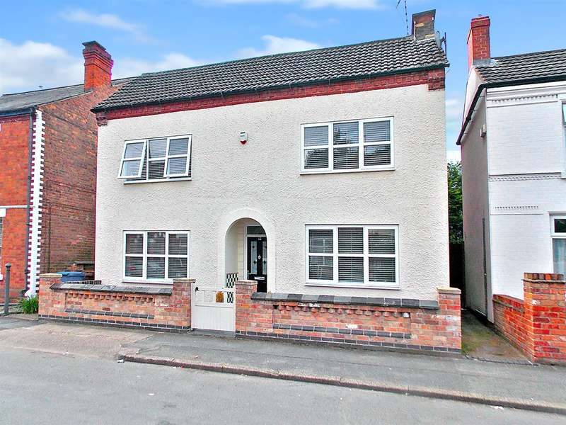 3 Bedrooms Property for sale in Craig Street, Long Eaton, Nottingham