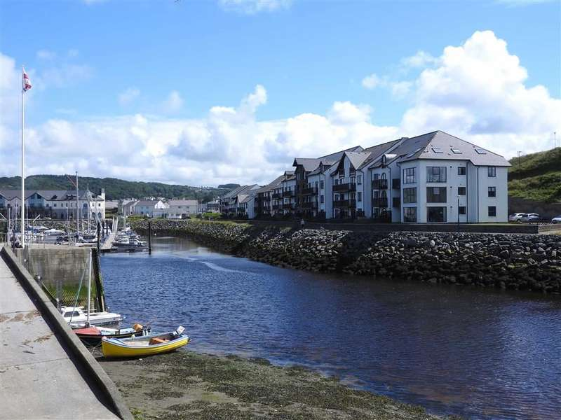 3 Bedrooms Flat for sale in Y Lanfa, Aberystwyth