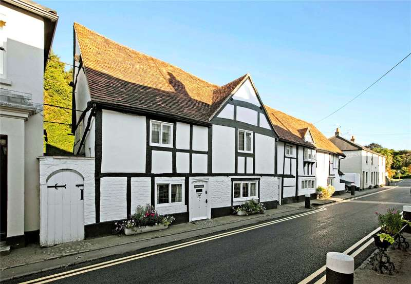 3 Bedrooms Semi Detached House for sale in High Street, Bray, Maidenhead, Berkshire, SL6