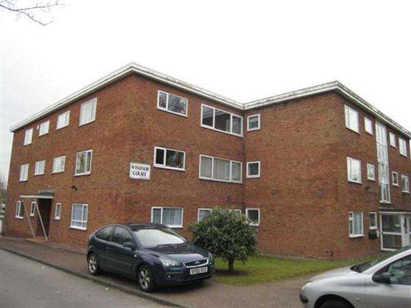 2 Bedrooms Apartment Flat for sale in Windsor Court, Redditch Road, Birmingham