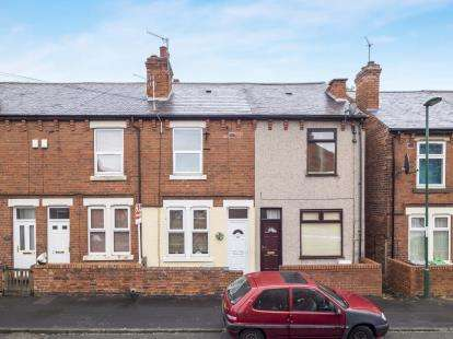 2 Bedrooms Terraced House for sale in Athorpe Grove, Basford, Nottingham, Nottinghamshire