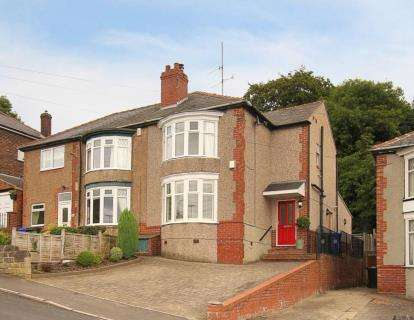 3 Bedrooms Semi Detached House for sale in Helston Rise, Millhouses, Sheffield
