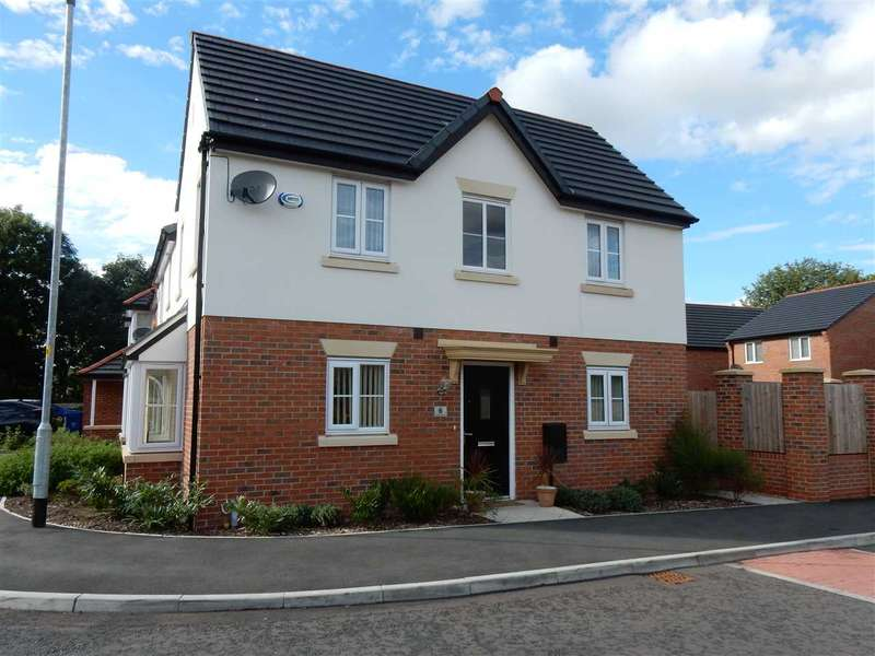 3 Bedrooms Semi Detached House for sale in The Heath, 6 Emberton Close, Warrington