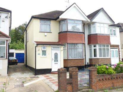 3 Bedrooms Semi Detached House for sale in Bridgewater Road, Wembley