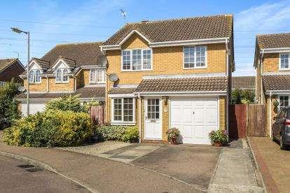 4 Bedrooms Detached House for sale in Manchester Close, Stevenage, Hertfordshire, England