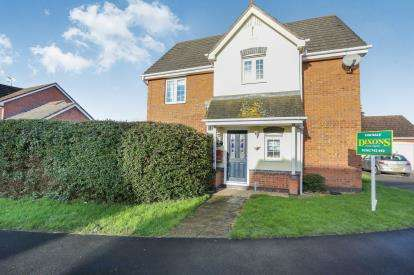 4 Bedrooms Detached House for sale in Britannia Garden, Stourport-On-Severn, Worcestershire, 56 Britannia Gardens