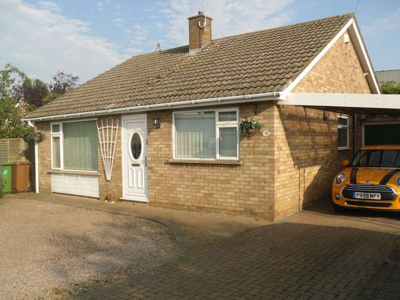 3 Bedrooms Bungalow for sale in Chestnut Drive, Thorney, PE6