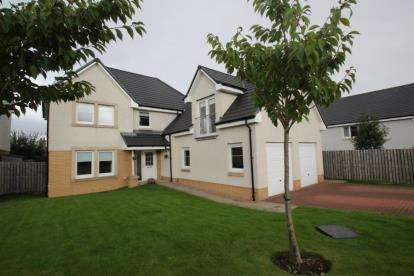 4 Bedrooms Detached House for sale in David Avenue, Stirling