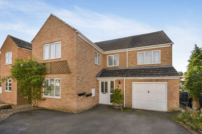 5 Bedrooms Detached House for sale in Middle Barton, Oxfordshire