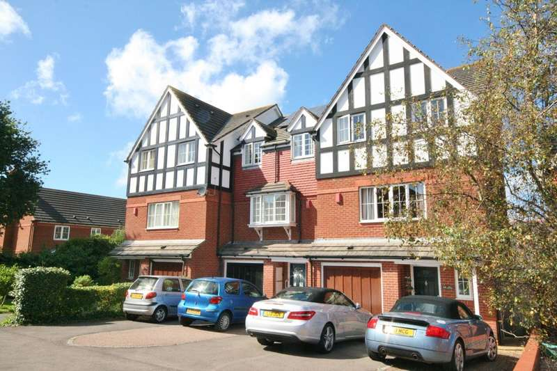 4 Bedrooms Town House for sale in 13 The Grange, Baroness Place, Penarth, Vale of Glamorgan. CF64 3UW