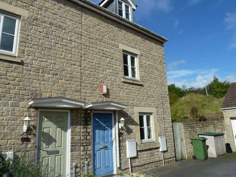 3 Bedrooms End Of Terrace House for sale in Kissing Batch, Frome