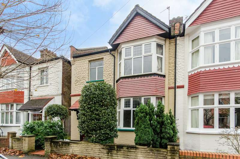 3 Bedrooms House for sale in Southdown Road, Wimbledon, SW20