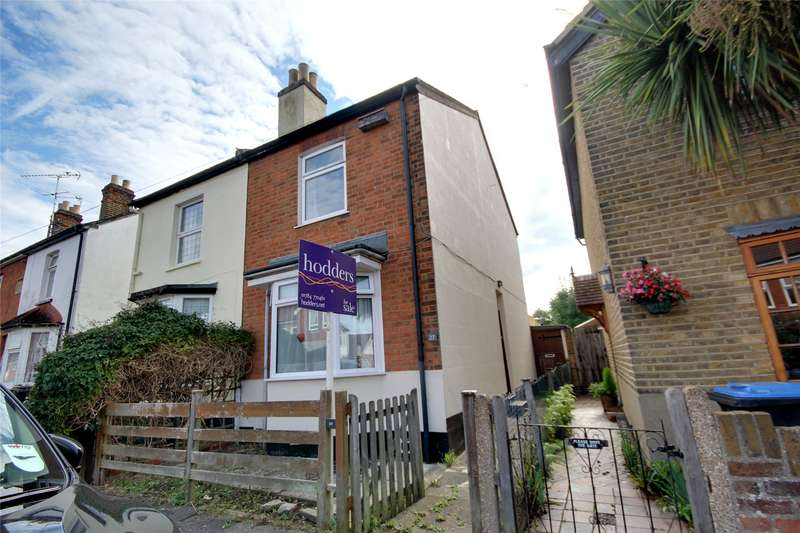 3 Bedrooms Semi Detached House for sale in Hythe Park Road, Egham, Surrey, TW20