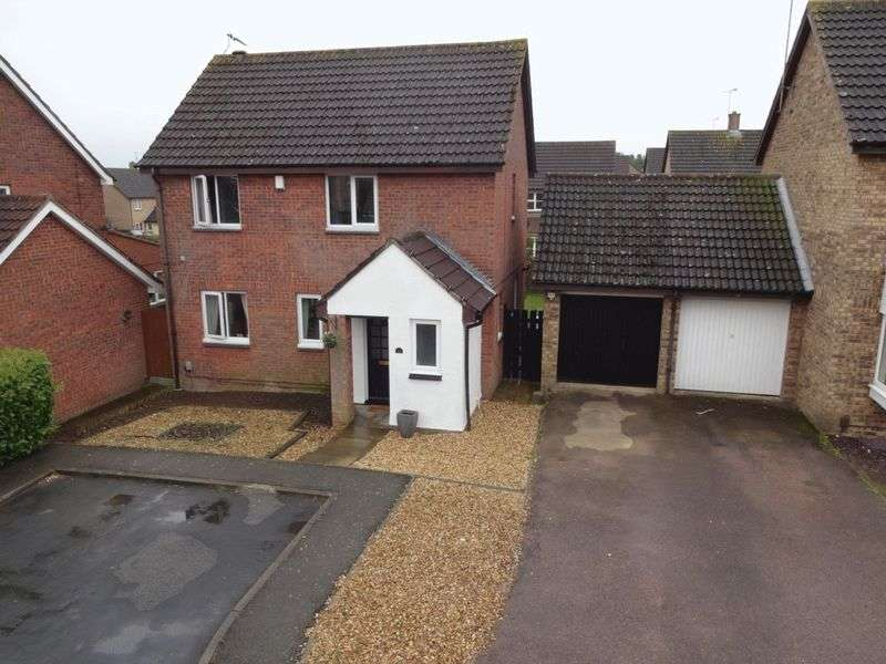 3 Bedrooms Detached House for sale in Willenhall Close.