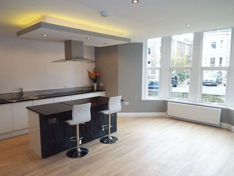 2 Bedrooms Flat for sale in Redland, Bristol