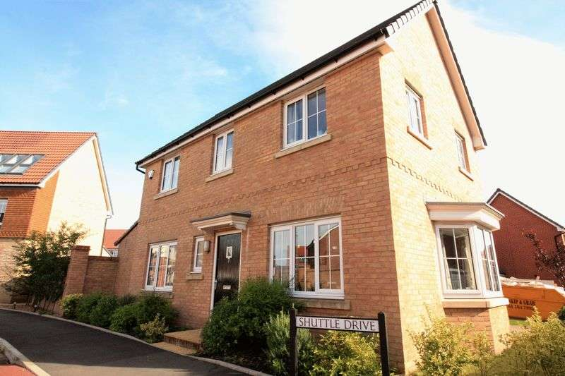 3 Bedrooms Detached House for sale in Shuttle Drive, Heywood
