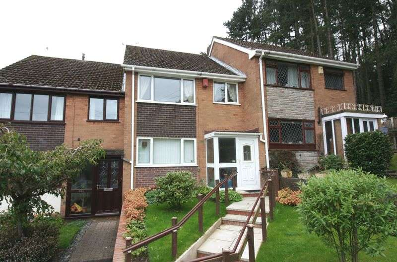 3 Bedrooms Terraced House for sale in KINGSWINFORD, Mount Pleasant