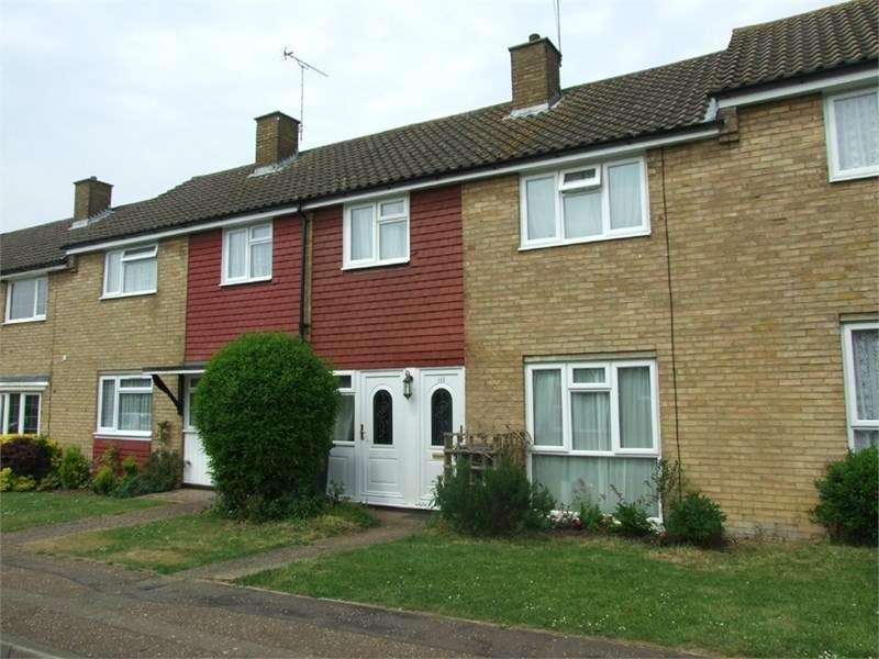 3 Bedrooms Terraced House for sale in Abbotsweld, Harlow, Essex