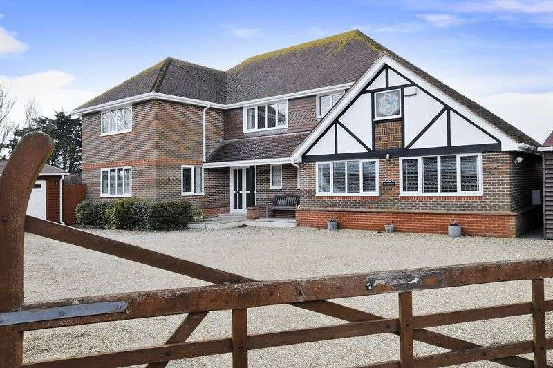 5 Bedrooms Detached House for sale in Letchworth Close, South Ferring
