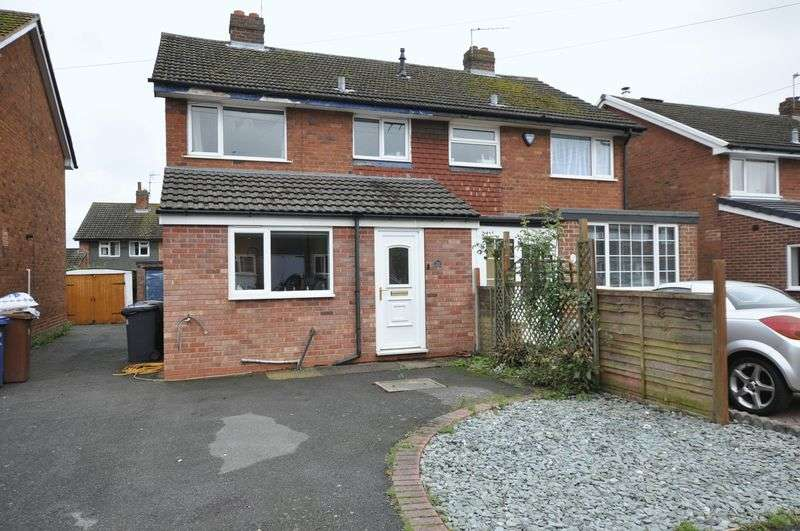 3 Bedrooms Semi Detached House for sale in Linden Road, Barton Under Needwood