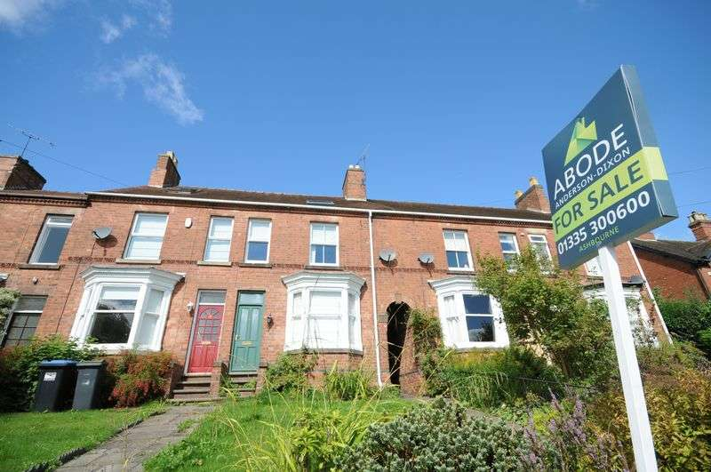 4 Bedrooms Terraced House for sale in The Green Road, Ashbourne
