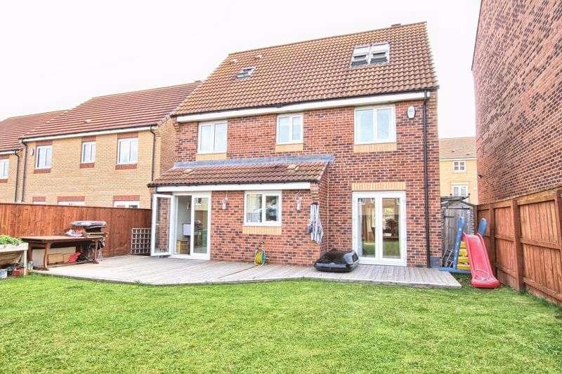 6 Bedrooms Detached House for sale in Kenwood Crescent, Ingleby Barwick