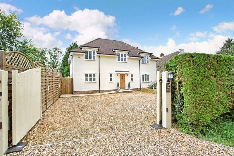 4 Bedrooms Detached House for sale in Sandon, Nr Buntingford, Herts