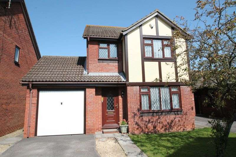 3 Bedrooms Detached House for sale in Richmond Close, Portishead