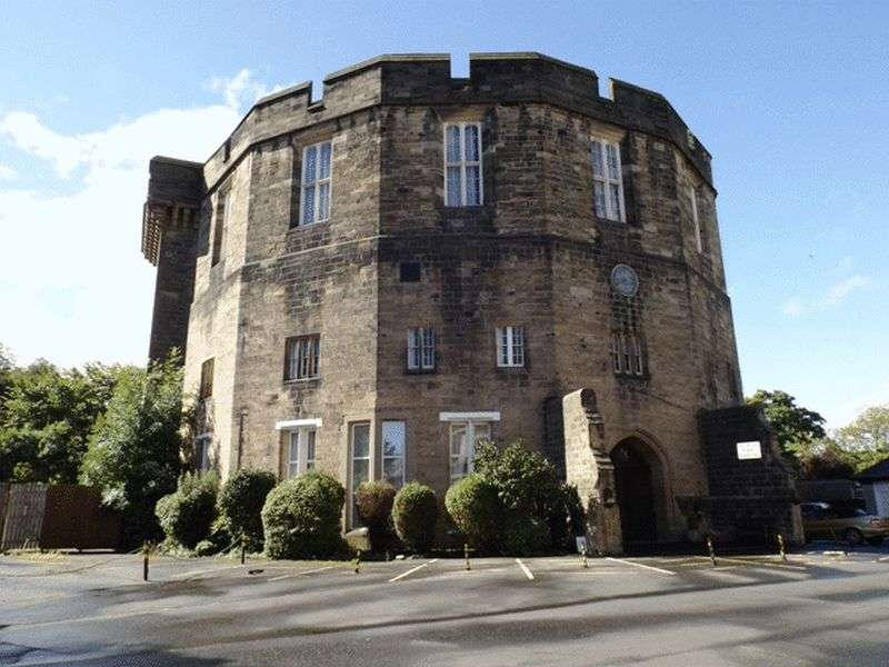 1 Bedroom Flat for sale in Castle Bank, Morpeth - One Bedroom Maisonette Apartment