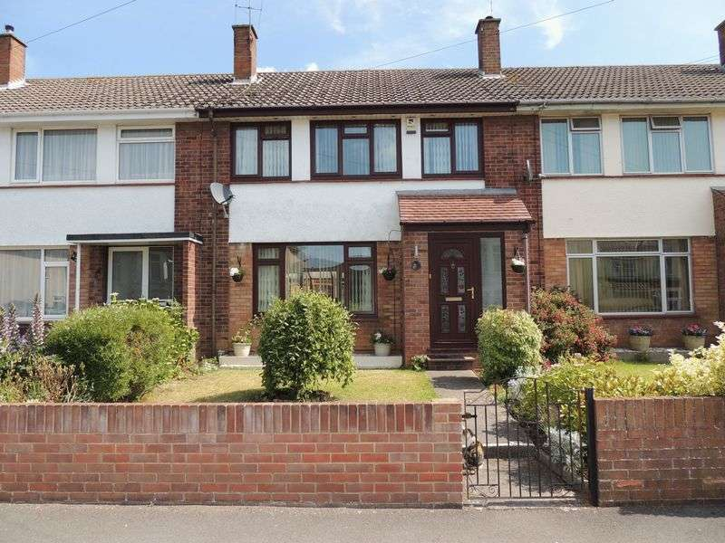 3 Bedrooms Terraced House for sale in Grange Avenue, Hanham, Bristol