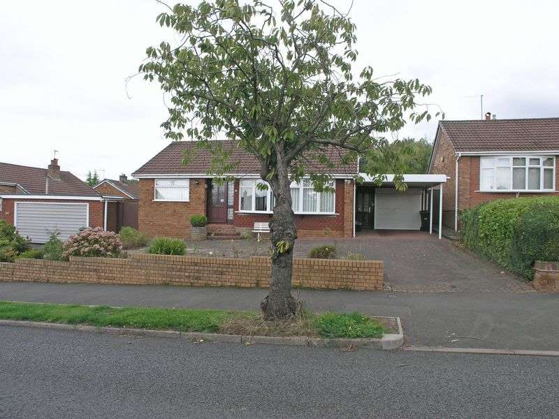 2 Bedrooms Detached Bungalow for sale in STOURBRIDGE, PEDMORE, Swindell Road