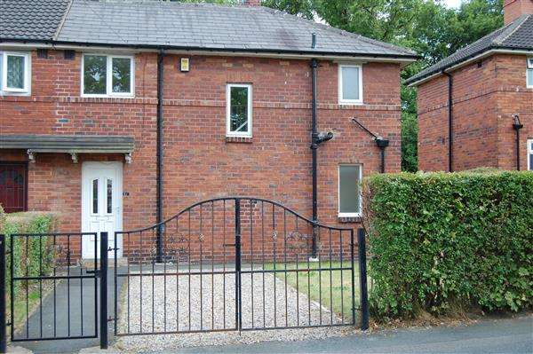 3 Bedrooms Semi Detached House for sale in St Albans Crescent, Leeds