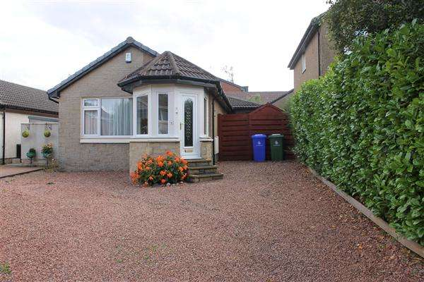 2 Bedrooms Detached Bungalow for sale in Buchan Drive, Dunblane
