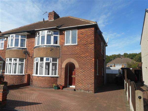3 Bedrooms Semi Detached House for sale in Worksop Road, South Anston, Sheffield