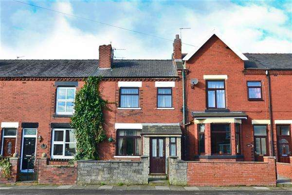 3 Bedrooms Terraced House for sale in Downall Green Road, Wigan