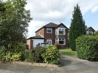 3 Bedrooms Detached House for sale in Mill Lane, Hazel Grove, Stockport, Cheshire