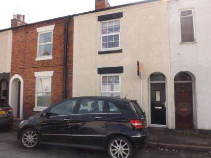 Terraced House for sale in Cooperative Street, Stafford