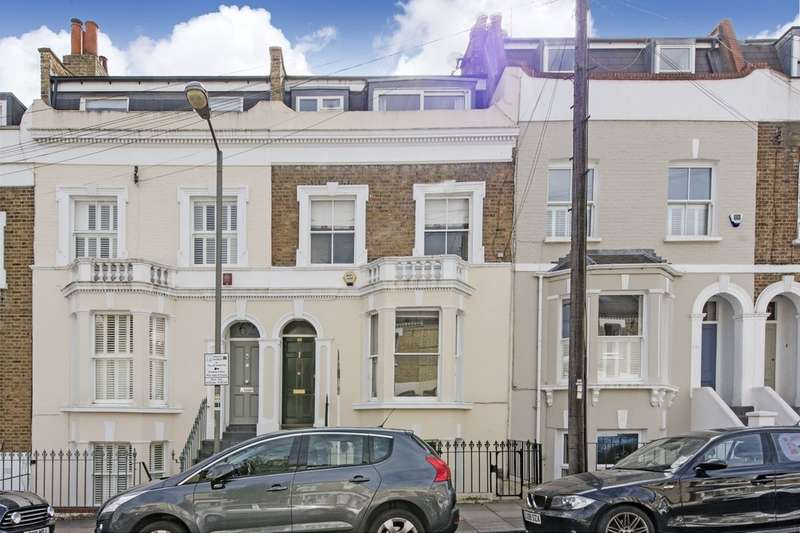 5 Bedrooms Terraced House for sale in Mallinson Road, Battersea, London