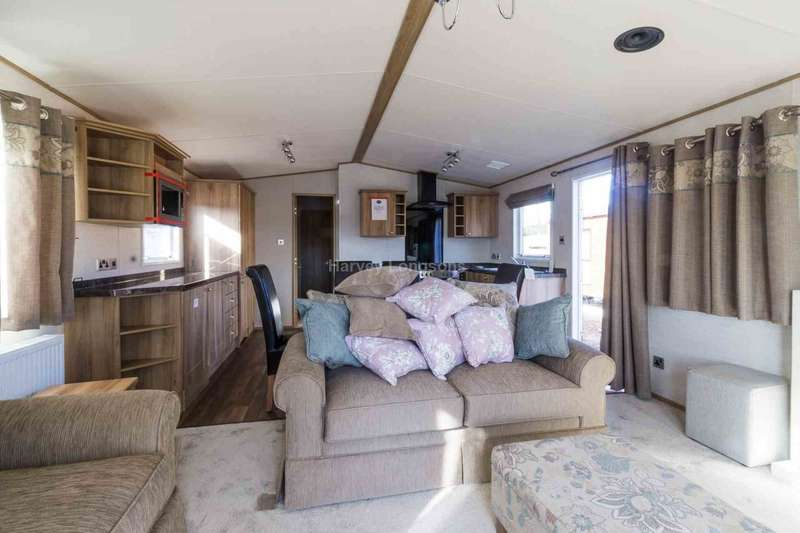 2 Bedrooms Mobile Home for sale in Cawston, Norfolk