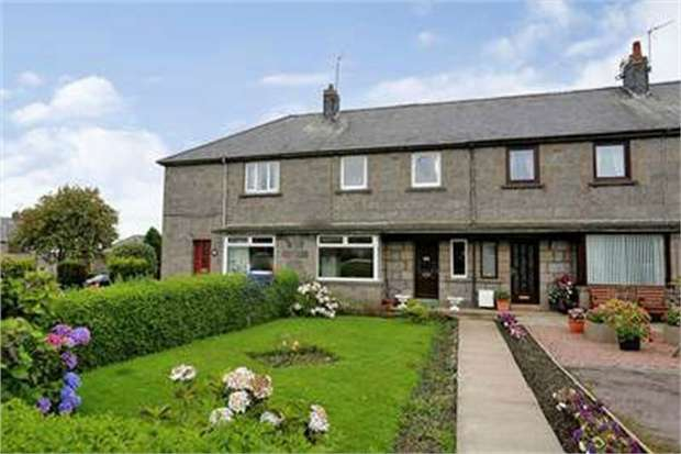 2 Bedrooms Terraced House for sale in Faulds Wynd, Aberdeen