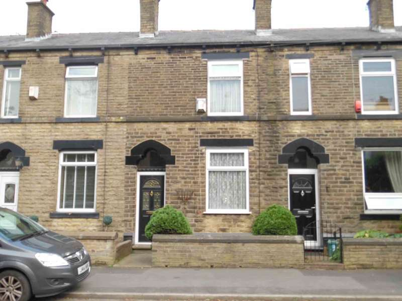 2 Bedrooms Terraced House for sale in Chamber Road, Shaw