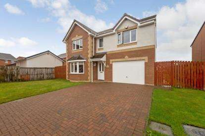 4 Bedrooms Detached House for sale in Inglis Brae, Blackwood