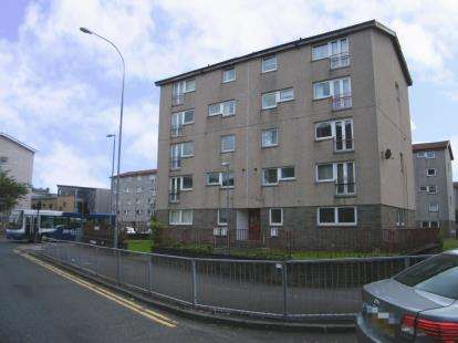2 Bedrooms Maisonette Flat for sale in George Street, Paisley