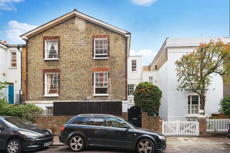 4 Bedrooms Semi Detached House for sale in Bridge Lane, London, SW11