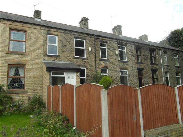 3 Bedrooms Terraced House for sale in Glenholme Terrace, Gawthorpe, Ossett