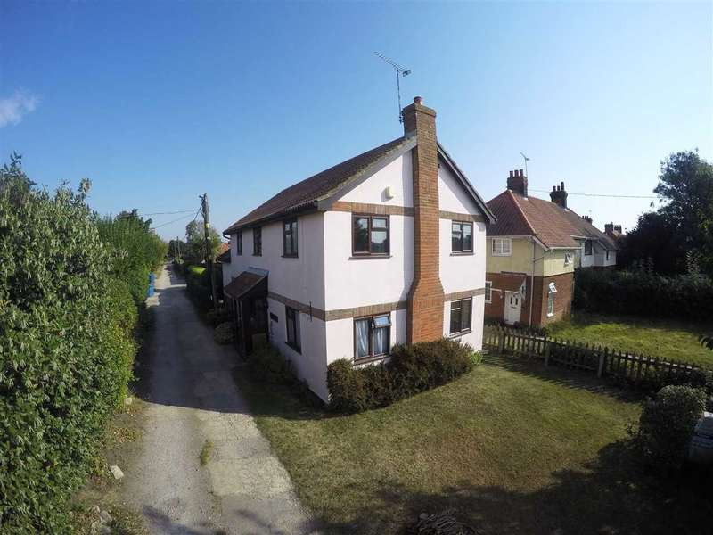 4 Bedrooms Detached House for sale in The Stables, Mill Lane, Chelmondiston