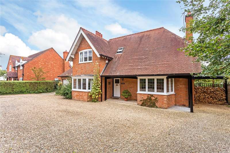 3 Bedrooms Detached House for sale in Elmley Road, Ashton-under-Hill, Evesham, Worcestershire, WR11