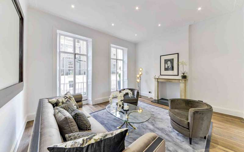 5 Bedrooms House for sale in Seymour Street, Hyde Park