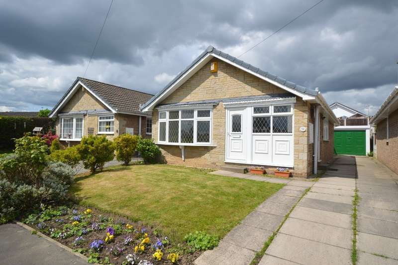 3 Bedrooms Detached Bungalow for sale in Greenfield Close, Wrenthorpe, Wakefield