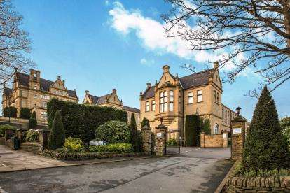 1 Bedroom Flat for sale in Richmond House Apartments, Charlotte Close, Halifax, West Yorkshire